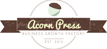 Acorn Press Logo